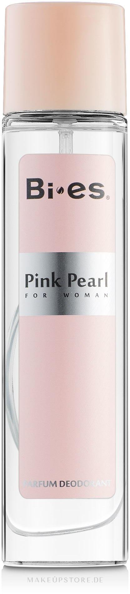Bi-Es Pink Pearl - Parfümiertes Körperspray — Bild 75 ml