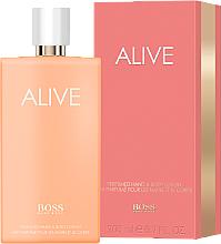 Düfte, Parfümerie und Kosmetik Hugo Boss Boss Alive - Parfümierte Hand- und Körperlotion