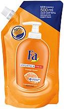 Düfte, Parfümerie und Kosmetik Flüssigseife Orange (Doypack) - Fa Hygiene & Freshness Orange Scent Soap