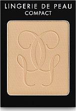 Düfte, Parfümerie und Kosmetik Kompaktpuder mit Siliziumdioxid (austaschbarer Pulverkern) - Guerlain Lingerie de Peau Compact Mat Alive
