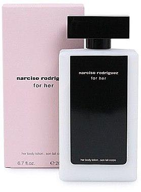Narciso Rodriguez For Her - Körperlotion — Bild N1
