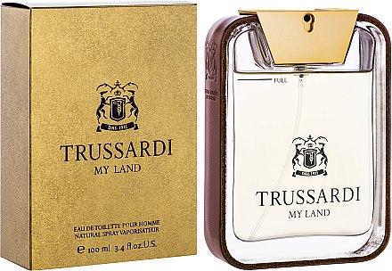 Trussardi My Land - Eau de Toilette — Bild N1
