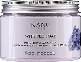 Düfte, Parfümerie und Kosmetik Peeling-Seife Blumenwiese - Kanu Nature Floral Meadow Peeling Soap