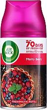 Düfte, Parfümerie und Kosmetik Raumerfrischer Merry Berry mit essentiellen Ölen - Air Wick Freshmatic Essential Oils Merry Berry