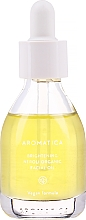 Düfte, Parfümerie und Kosmetik Aufhellendes Bio-Gesichtsöl - Aromatica Organic Neroli Brightening Facial Oil