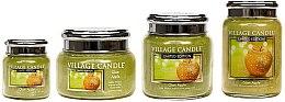 Duftkerze Glam Apple - Village Candle Glam Apple Glass Jar — Bild N3