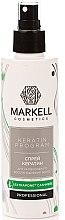 Düfte, Parfümerie und Kosmetik Keratinspray für intensive Haarregeneration - Markell Cosmetics Keratin Program