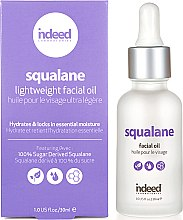 Düfte, Parfümerie und Kosmetik Gesichtsöl - Indeed Laboratories Squalane Facial Oil