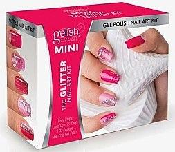 Düfte, Parfümerie und Kosmetik Set - Gelish MINI The Glitter Nail Art Kit