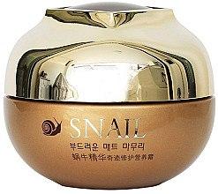 Liftingcreme für das Gesicht mit Schneckenextrakt - Belov Snail Care Cream Han Jia Ne — Bild N1