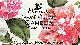 Düfte, Parfümerie und Kosmetik Naturseife Kamelie - Florinda Sapone Vegetale Camellia