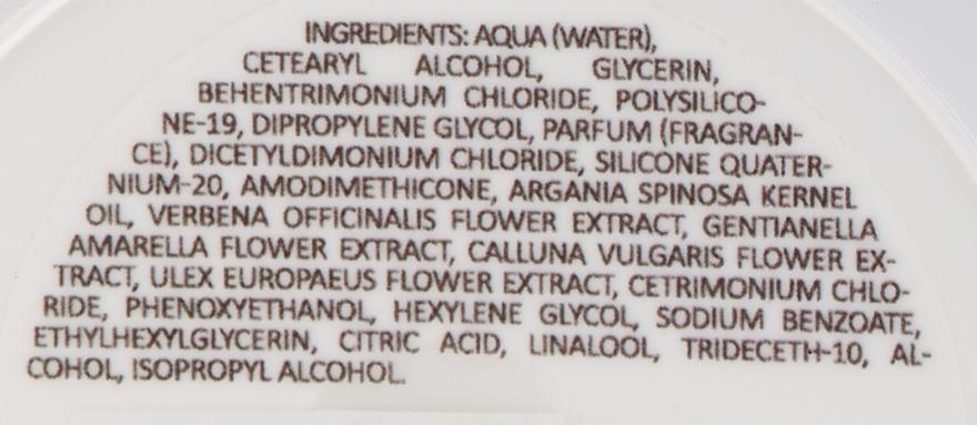Maske für coloriertes Haar mit Bach-Blüten und Arganöl - Brelil Bio Treatment Colour Illuminating Mask — Bild N3