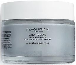 Düfte, Parfümerie und Kosmetik Reinigungsmaske für das Gesicht mit Aktivkohle - Revolution Skincare Charcoal Purifying Mask