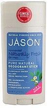 Düfte, Parfümerie und Kosmetik Deostick unparfümiert - Jason Natural Deodorant Stick