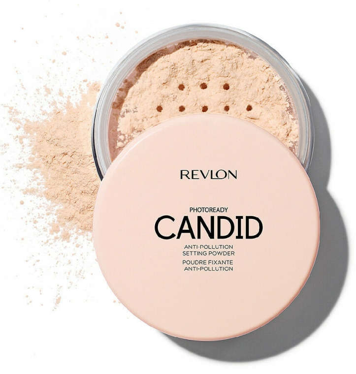 Gesichtspuder - Revlon Photoready Candid Anti-pollution Setting Powder — Bild N1