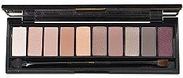 Düfte, Parfümerie und Kosmetik Lidschattenpalette - L'Oreal Paris Color Riche La Palette