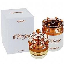 Düfte, Parfümerie und Kosmetik Al Haramain Manege Blanche - Eau de Parfum