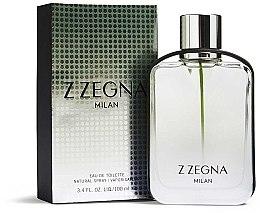 Ermenegildo Zegna Z Zegna Milan - Eau de Toilette — Bild N2
