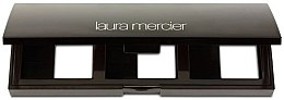 Düfte, Parfümerie und Kosmetik Leere Palette mit 3 austauschbaren Teilen - Laura Mercier 3 Well Custom Compact