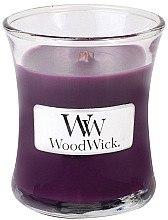 Düfte, Parfümerie und Kosmetik Duftkerze im Glas Spiced Blackberry - WoodWick Hourglass Candle Spiced Blackberry