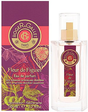 Roger & Gallet Fleur de Figuier - Eau de Parfum — Bild N2