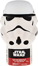 Dusch- und Badeschaum für Kinder Star Wars - Disney Star Wars Stormtrooper Bath and Showergel — Bild N1