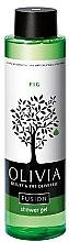 Düfte, Parfümerie und Kosmetik Duschgel mit Feigenextrakt - Olivia Beauty & The Olive Fusion Fig Shower Gel