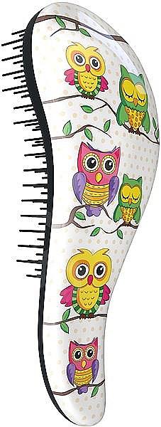 Entwirrende Haarbürste Eule - KayPro Dtangler Owl — Bild N1
