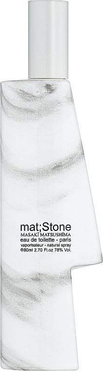 Masaki Matsushima mat; stone - Eau de Toilette  — Bild N1