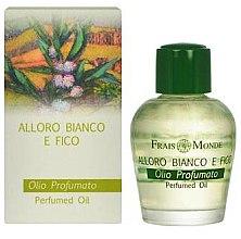 Düfte, Parfümerie und Kosmetik Parfümöl - Frais Monde White Laurel And Fig Perfumed Oil