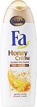 Düfte, Parfümerie und Kosmetik Duschcreme mit Honigextrakt - Fa Honey Golden Iris Scent Shower Cream