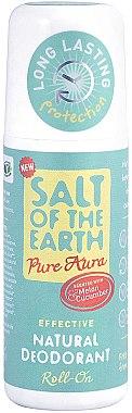 Deo Roll-on - Salt of the Earth Melon & Cucumber Natural Roll-On Deodorant — Bild N1