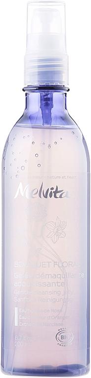 Make-up Reinigungsgelee - Melvita Bouquet Floral Cleansing Jelly — Bild N1