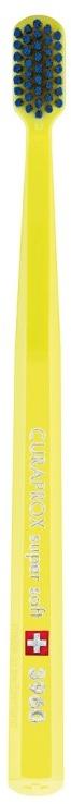 Zahnbürste extra weich CS 3960 gelb - Curaprox — Bild N1
