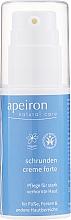 Düfte, Parfümerie und Kosmetik Intensiv regenerierende Spezialpflege für stark verhornte und schrundig veränderte Hautbereiche - Apeiron Natural Care