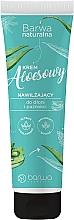 Düfte, Parfümerie und Kosmetik Feuchtigkeitsspendende Handcreme mit Aloe und Glycerin - Barwa Natural Hand Cream