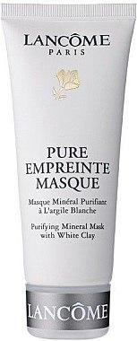 Reinigungsmaske - Lancome Pure Empreinte  — Bild N1