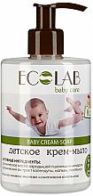 Düfte, Parfümerie und Kosmetik Baby Creme-Seife - ECO Laboratorie Baby Cream-Soap