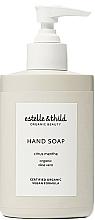 Düfte, Parfümerie und Kosmetik Flüssige Handseife mit Aloe Vera - Estelle & Thild Citrus Menthe Citrus Menthe Hand Soap