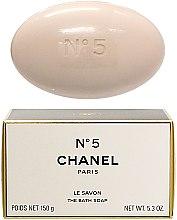 Düfte, Parfümerie und Kosmetik Parfümierte Körperseife - Chanel N5