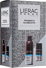 Düfte, Parfümerie und Kosmetik Pflegeset für Männer - Lierac Homme (Rasiermousse 150ml + Deospray 50ml)