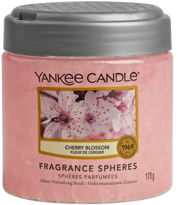 Duftsphäre mit Perlen und Kirschblütenduft - Yankee Candle Cherry Blossom Fragrance Spheres