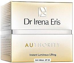 Düfte, Parfümerie und Kosmetik Glättende, aufhellende und verjüngende Gesichtscreme - Dr Irena Eris Authority Instant Luminous