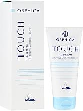 Düfte, Parfümerie und Kosmetik Intensiv feuchtigkeitsspendende Handcreme - Orphica Touch Hand Cream