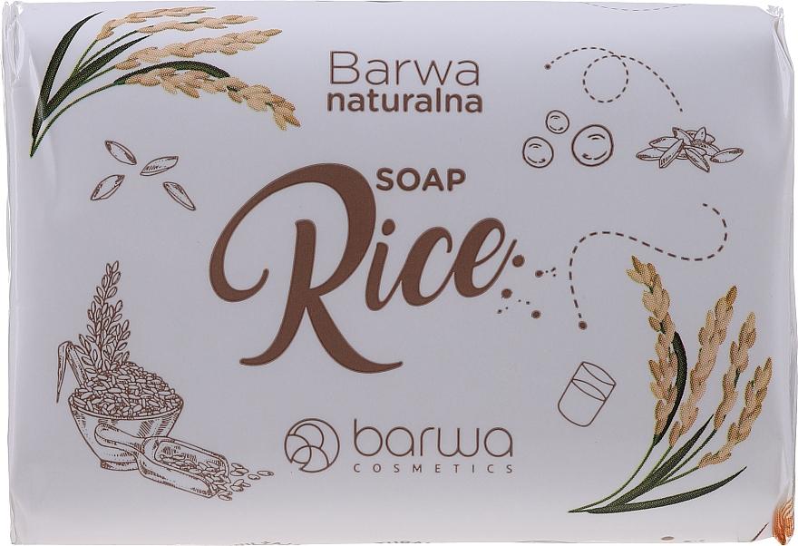 Seife mit Reisextrakt - Barwa Natural Rice Soap