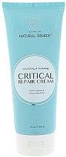 Düfte, Parfümerie und Kosmetik Regenerierende und feuchtigkeitsspendende Fußcreme gegen rissige Fersen - BCL Natural Remedy Nourishing & Hydrating Critical Repair Cream