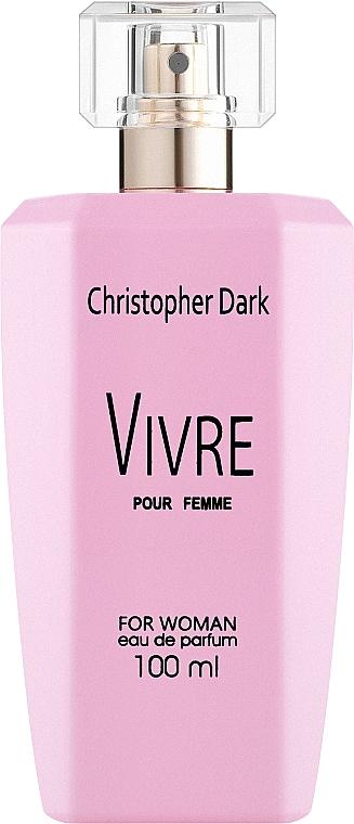 Christopher Dark Vivre - Eau de Parfum