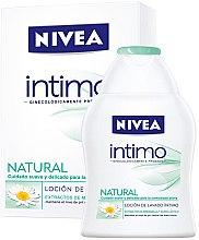 Düfte, Parfümerie und Kosmetik Natürliches Gel für die Intimhygiene mit Kamillenextrakt - Intimo Intimate Wash Lotion Natural