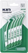 Düfte, Parfümerie und Kosmetik Interdentalzahnbürste 0,9 mm 6 St. - Kin Micro ISO 2