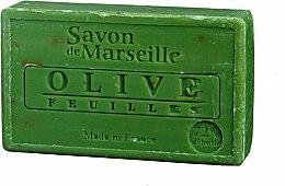 Düfte, Parfümerie und Kosmetik Seife Olivenblätter - Le Chatelard 1802 Soap Olive Leaves